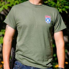 MGO Green Shirt