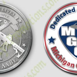 MGO Challenge Coin